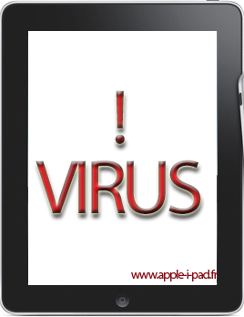 Ipad virus entdeckt