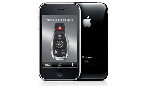 Mercedes benz financial services sur ipad blog apple for Contact mercedes benz financial