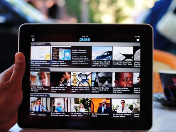 Pulse pour iPad