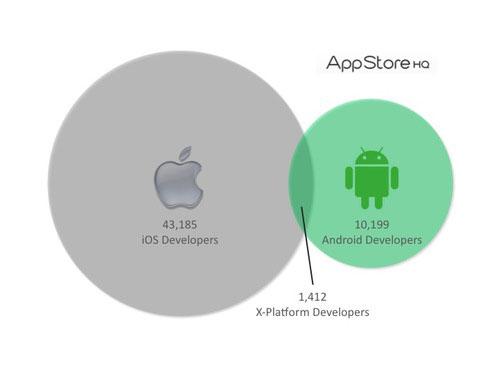 Développeur AppStore et Android