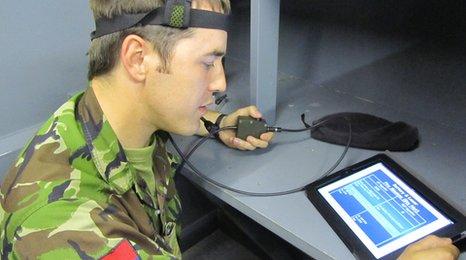 l'armée adopte l'ipad