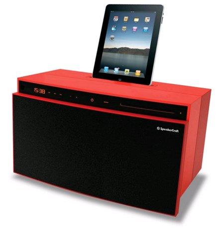 Haut-parleur géant iPad