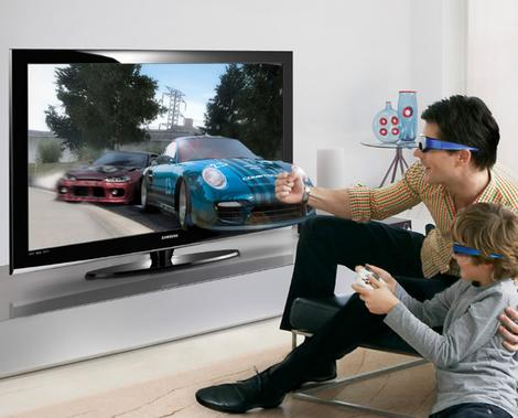 Tele 3D et iPad 3D