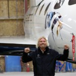 Richard Branson sur le point de lancer