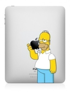 homer-simpsons-ipad-stickers