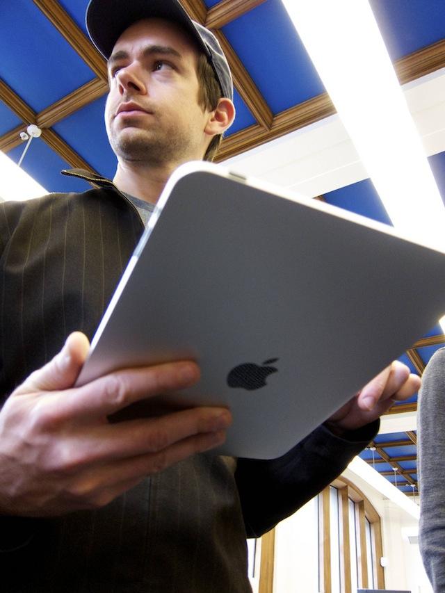 Jack_Dorsey_iPad