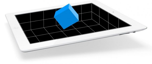 i3D-ipad
