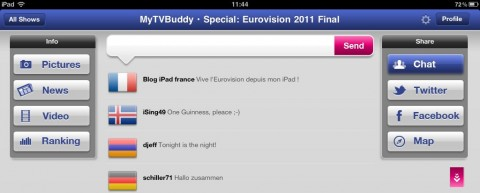 ipad-eurovision-2011