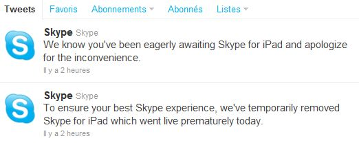 skype-application-ipad-probleme